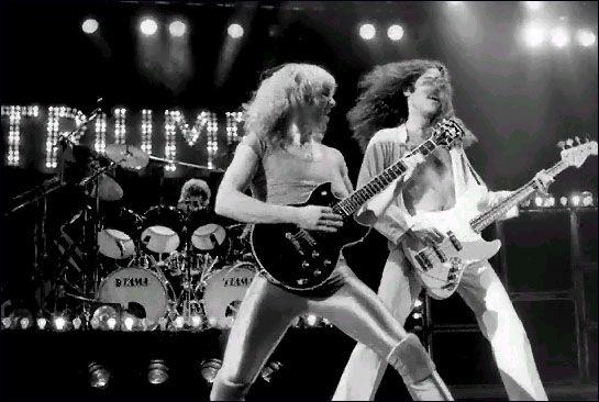 Triumph band | Triumph--Rick Emmit Mike Levine Gil Moore