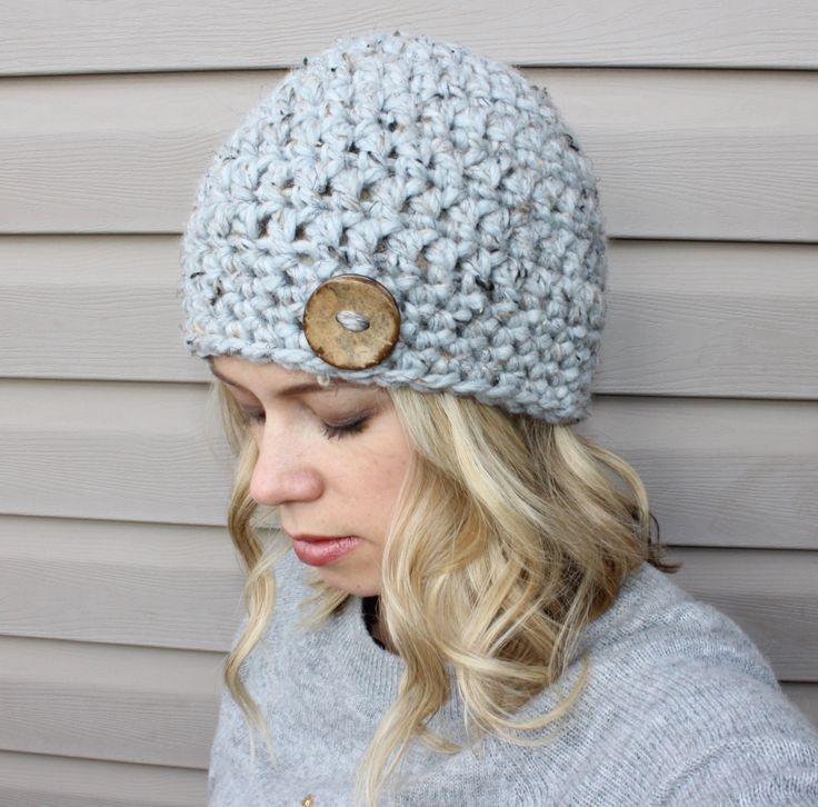 Crochet Pattern Baby Hat Bulky Yarn : CROCHET PATTERN: The RYAN Beanie crochet pattern for baby ...