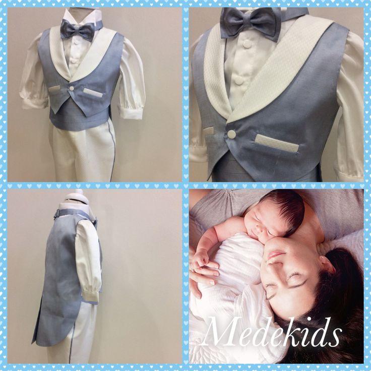 Erkek bebek, özelgün elbiselerimiz www.medekids.com.tr #handmade#medekids#smokin#frag#mevlid#özeltasarım#ipekşantuk#newborn#yenisezon#özelgün#mevlidkıyafeti#baby#babytrend#