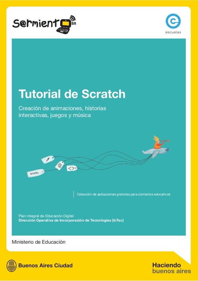 TUTORIAL SCRATCH