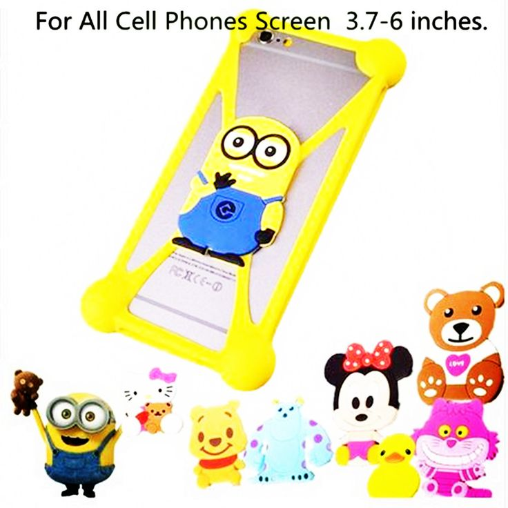Cheap phone cases, Buy Quality cell phone cases directly from China phone cover Suppliers:   Universal soft silicone Phone  Case,For all cell phones screen  3.5-6 inches.       Features:   100% Br