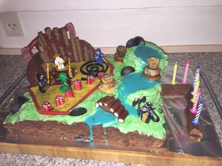 Ninjago kage fødselsdag