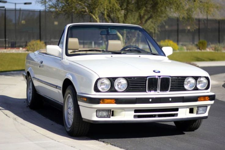Would You Pay $42,900 for a Brand New 1992 BMW 325i Cabrio with ...