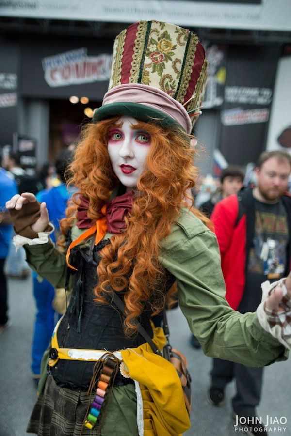 The Maddest Mad Hatter [Cosplay]