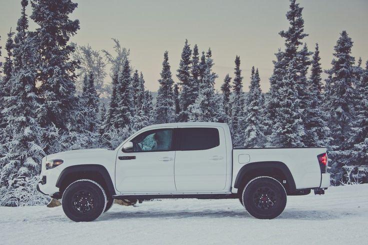 The 2017 Toyota Tacoma TRD Pro