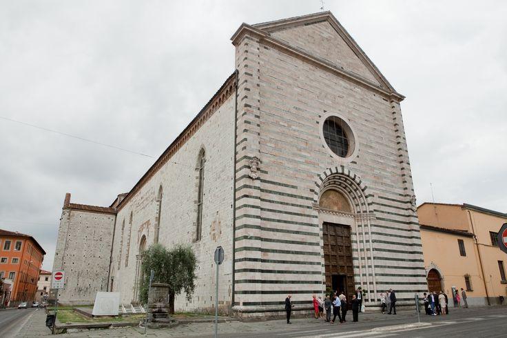 chiesa di San Francesco -  Pistoia