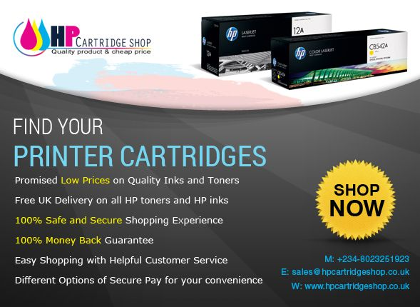 Compatible Ink Cartridges Supplier High Quality Printer Ink Cartridges and Laser Toner and Competitive Price in UK