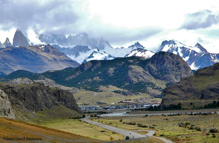 El Chalten - Parque Nacional Los Glaciares - Patagonia, Argentina