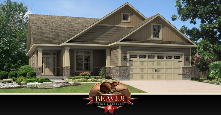 Find a home to write home about with Beaver Homes and Cottages. Take a virtual tour of the Birchlane Model: http://bit.ly/2vAY3yY