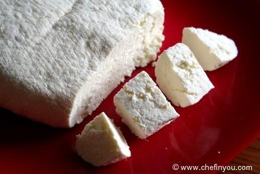 Homemade Ricotta Cheese Recipe | How to make Ricotta Cheese