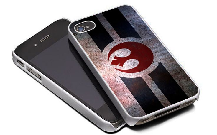 Rebelion Symbol Starwars movie iPhone 4 / 4s