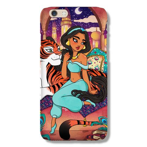 Jasmine iPhone 6 case from The Dairy www.thedairy.com #TheDairy #PhoneCase #iPhone6 #iPhone6case