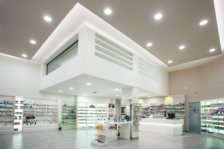 Pharmacy Design,  Greece by KaliGavriil Design Lab