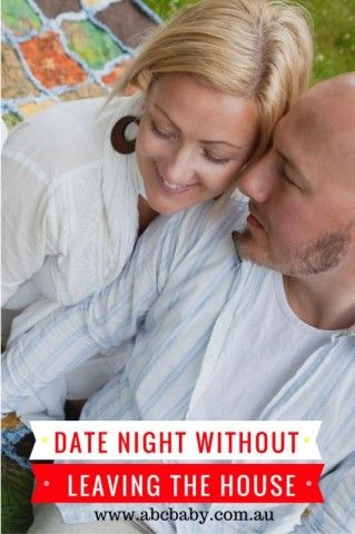 Date Night Picnic At Home - ABC Blog - Australian Baby Card