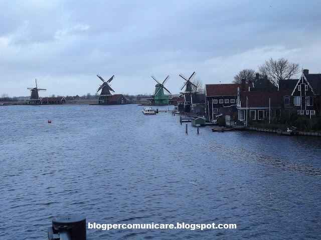..Racconti di viaggio intorno al mondo e non solo..: I mulini a vento nei dintorni di Amsterdam : come arrivare a #Zaanse Schans?