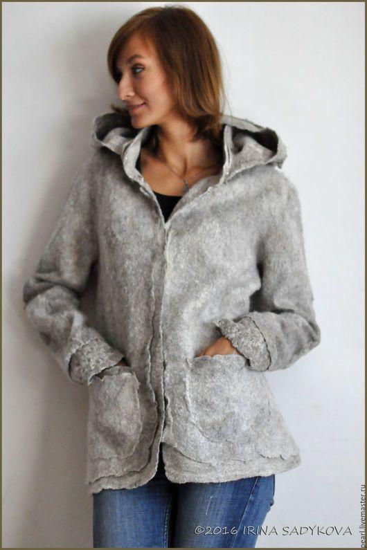 Пиджаки, жакеты ручной работы. Куртка