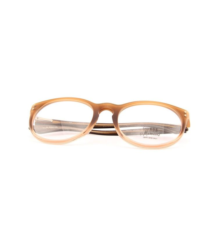 Dámské brýle Guess by Marciano GM 127 GLDBRN #bryle #guess #eyeglasses #damske #moda #moderni #trendy #praha #optika #eurooptik