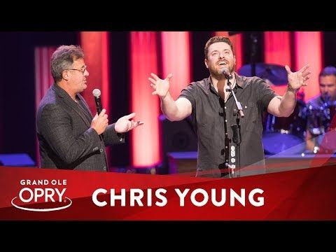 Chris Young Receives Grand Ole Opry Invitation | CMT Radio Live + CMT After MidNite + CMT All Access