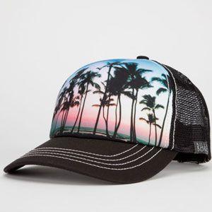 Super Cute Hat BILLABONG Beyond Grateful Womens Trucker Hat
