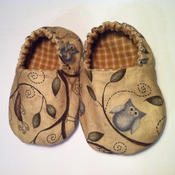 Zapatos de beb de tela reversibles my diy pinterest - Zapateros de tela ...
