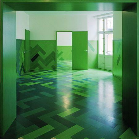 Humlegården apartment by Tham & Videgård Hansson Arkitekter