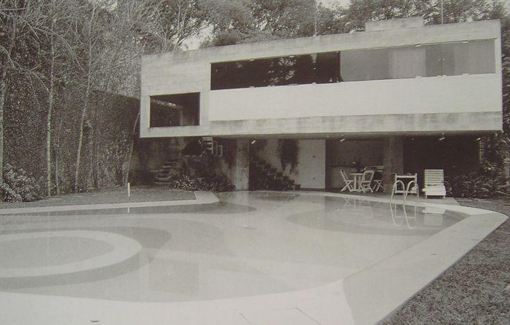casa elza berquó - são paulo - joão batista vilanova artigas - 1967