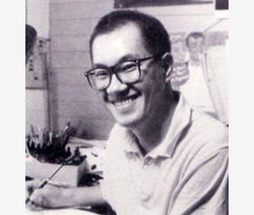 Akira Toriyama. Dragon Ball creator.