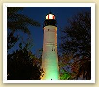 Key West Lighthouse (Key West, Florida) Stay in a KeyWest Vacation Rental: www.homeaway.com/vacation-rentals/florida/key-west/r7755