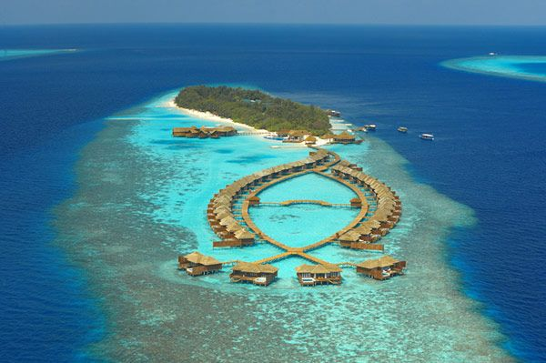Lily Beach Resort Hotel Maldives
