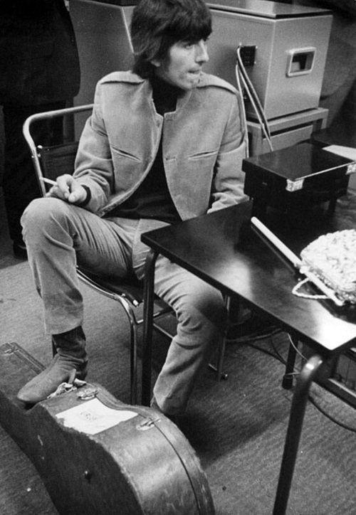 George Harrison 1965 - #TheBeatles
