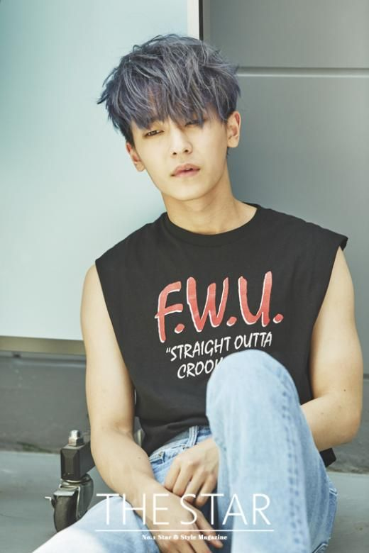 L.Joe - Teen Top - The Star Magazine August Issue '15