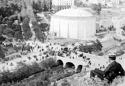 ΝΙΚΟΣ ΝΙΚΗΤΙΔΗΣ: Ποτάμια και λίμνες της Αθήνας
