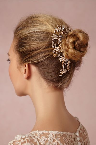 peinados los recogidos altos ms glamourosos image