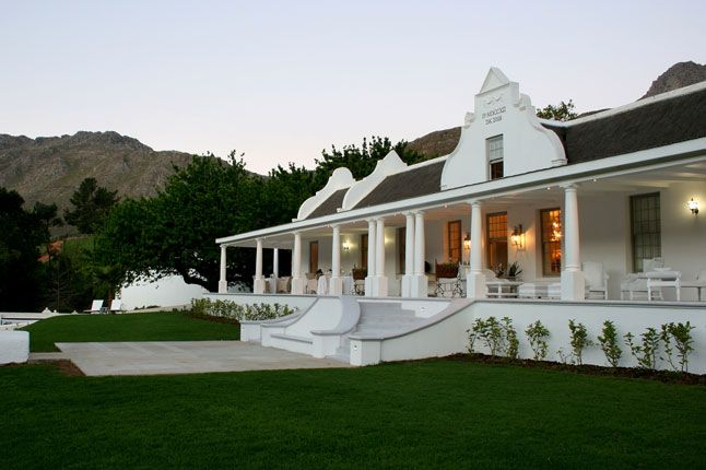 Affordable Cape Wineland boutique hotels
