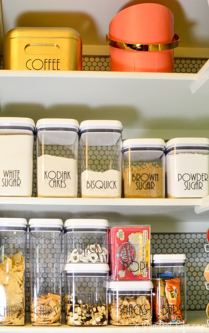 use flip tite storage containers for snacks in the pantry pantry organization containers on kitchen organization no pantry id=34643
