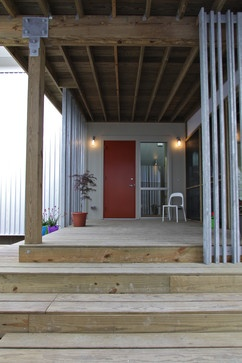 121 Best Images About Metal Houses On Pinterest Corner