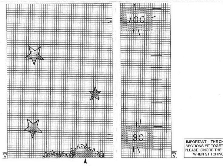 Tatty bear - height chart 9