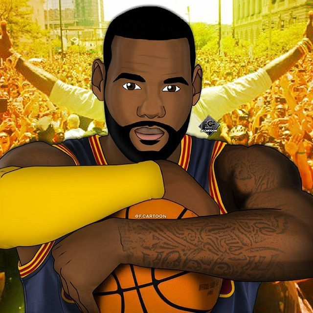 DESSIN DE@kingjames #FCARTOON #cartoon #draw #drawing #dessin #illustrations #art #fanart #power #dessin # #champions #NBA #playoffs #france #winners #king #james #jamesgang #lebronjames #kingjames #teamlebron