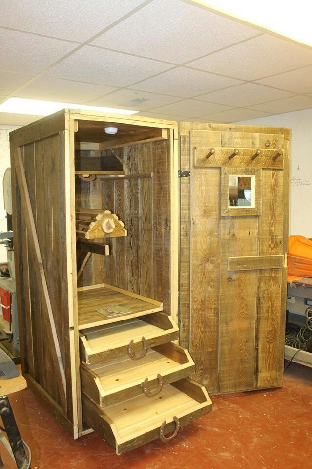 25 best ideas about small barn plans on pinterest small for Tack cabinet plans