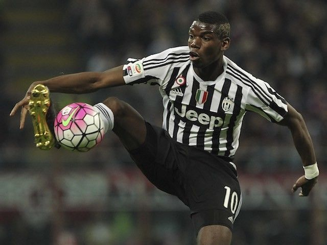 Paul Pogba agent Mino Raiola 'in Manchester to finalise talks'