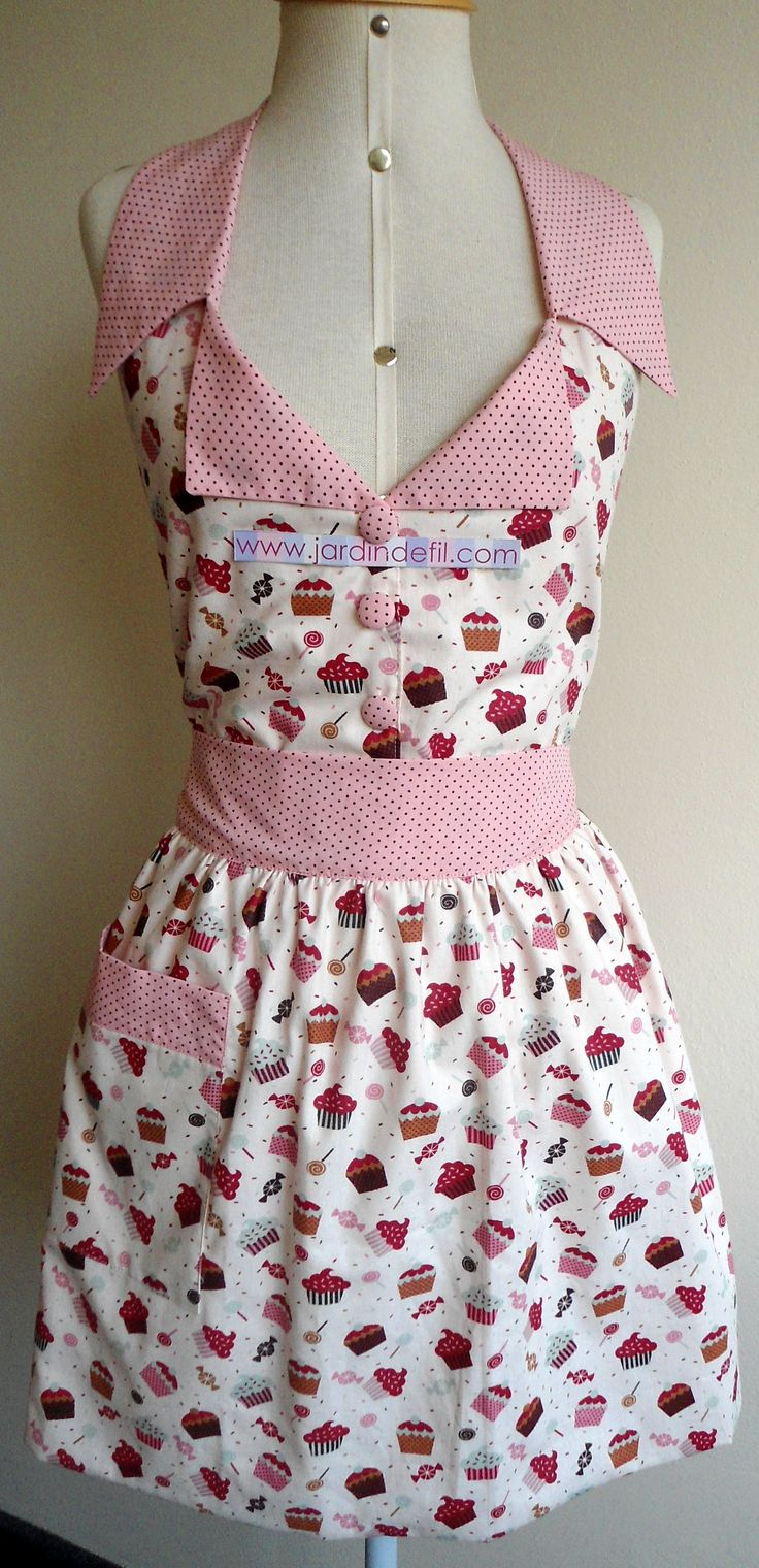 best Apron Patterns images on Pinterest Aprons Sewing projects