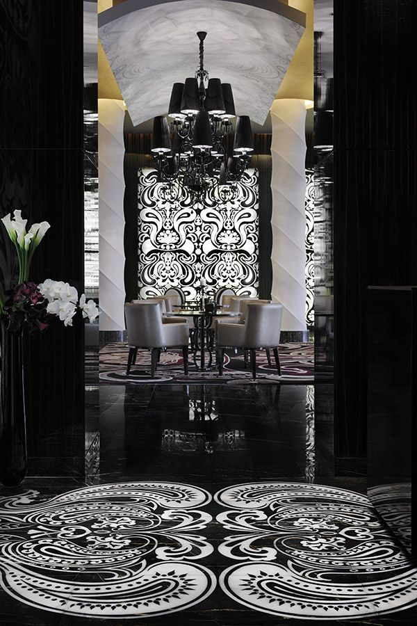 Chef Yannick Alléno provides distinct dining experience at Stay. One & Only Resorts The Palm. Dubai.