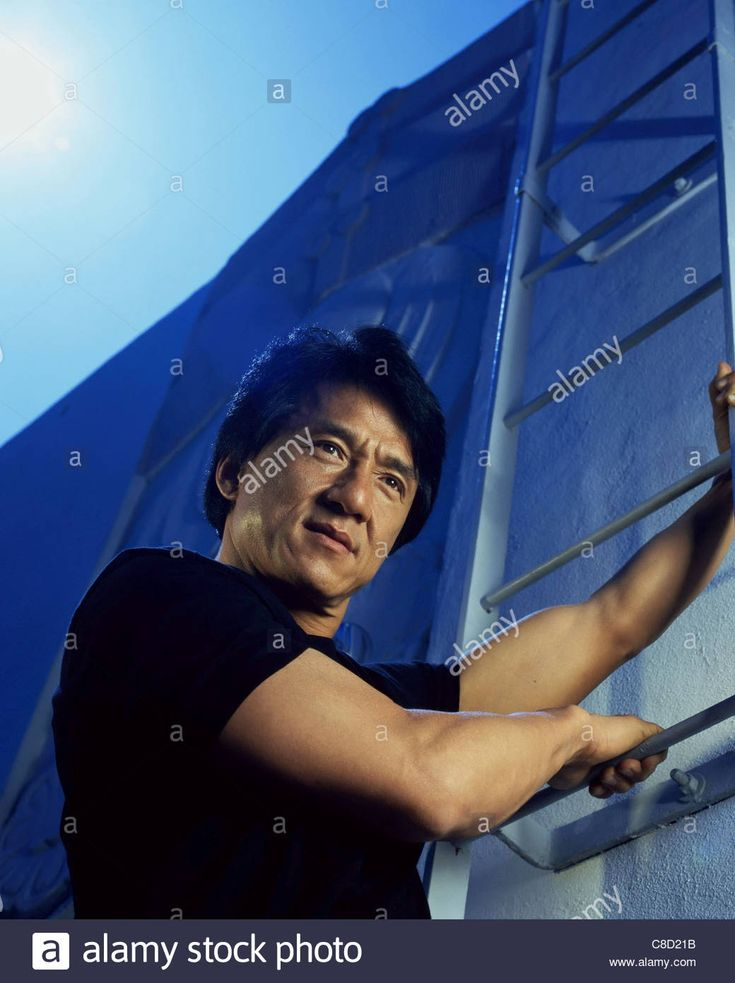 Jackie Chan Rumble In The Bronx (1995 )