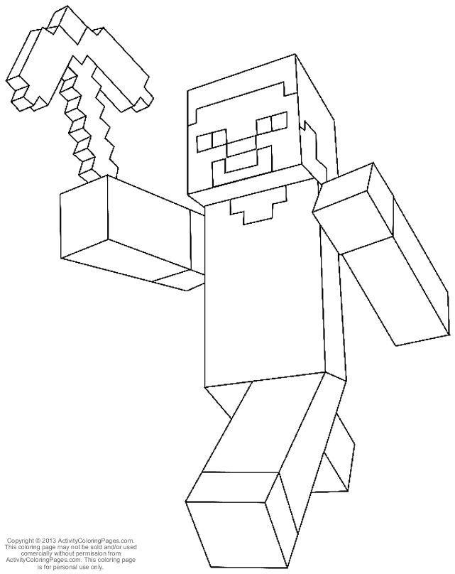 Ausmalbilder Minecraft 01 Ausmalbilder Minecraft Minecraft Bilder Bilder Zum Ausdrucken Minecraft Ausmalbilder