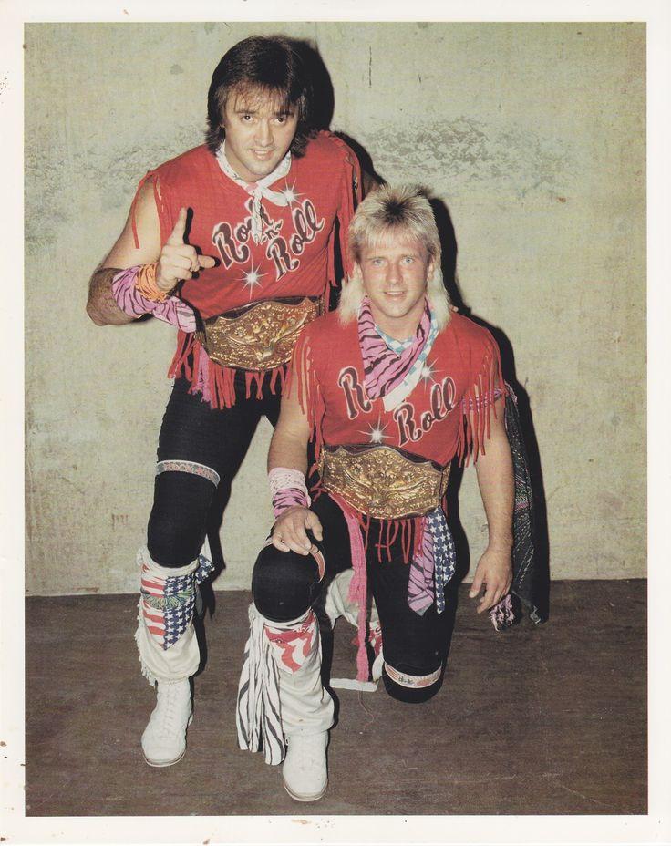 NWA World Tag Team Champions The Rock 'n Roll Express