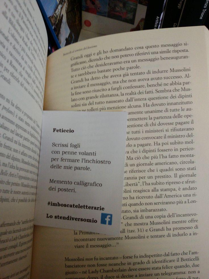 """E altre 30 #imboscateletterarie al bookshop di Palazzo Te a Mantova. Nella foto: """"La nascita delle mostre"""" di Francis Haskell."""