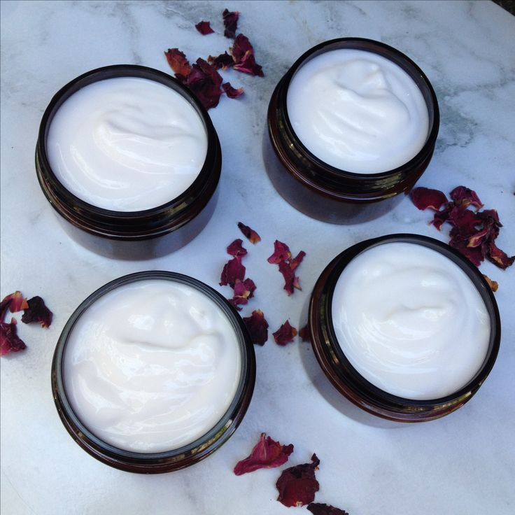Firming Face Creams hand made in small batches  Blossom And Moss Skincare