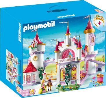 5142 Playmobil Prinsessenkasteel