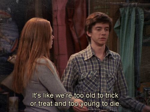 "Community Post: 19 Signs You're Definitely Eric Forman From ""That '70s Show"""