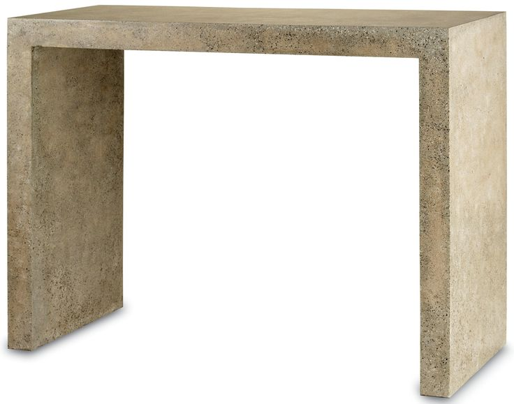 Harewood Console Table By Currey Amp Company As Seen In